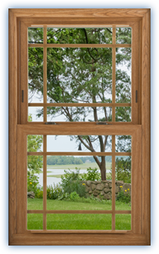 replacing wood with most energy efficient windows