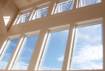 Save energy with superior replacement windows