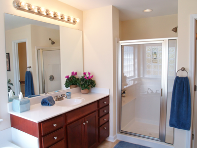 Improve Bathroom Lighting