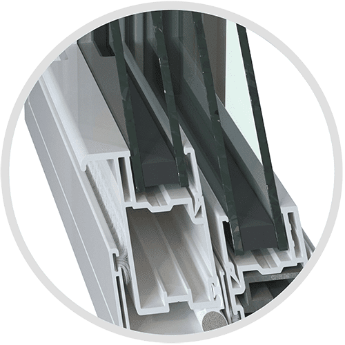 Optional Foam Fill for Replacement Windows