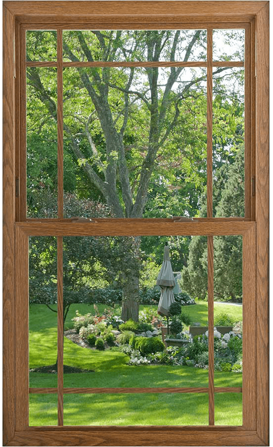 Double Hung Wood Replacement Window