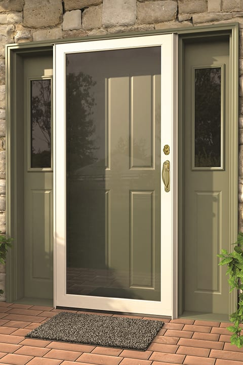 Steel Hinged Door - Entry Replacement Door