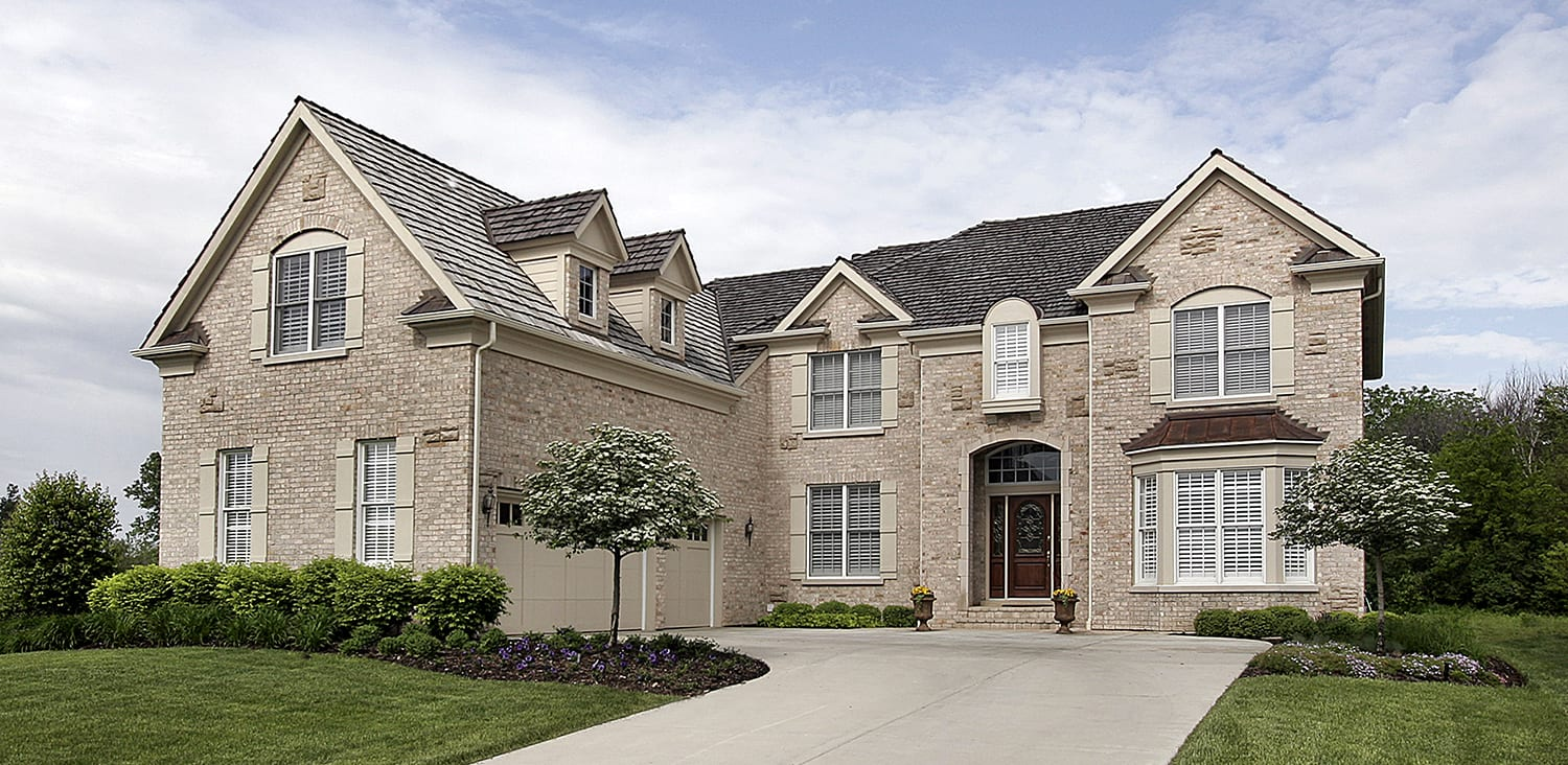 Luxury Brick Home with New Texas-Made Replacement Windows